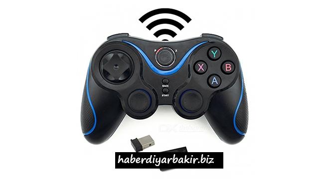 Joystick ve Gamepad Oyun Çubuğu ve Kolu