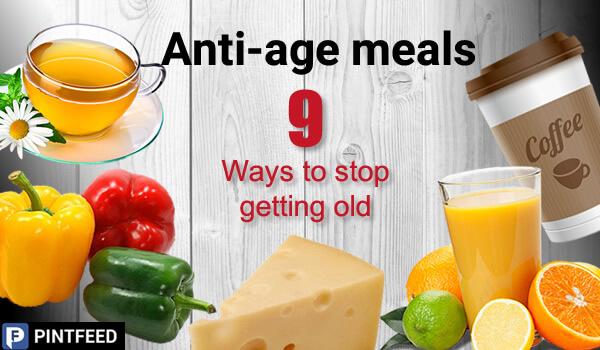 PintFeed | Anti-Age Meals