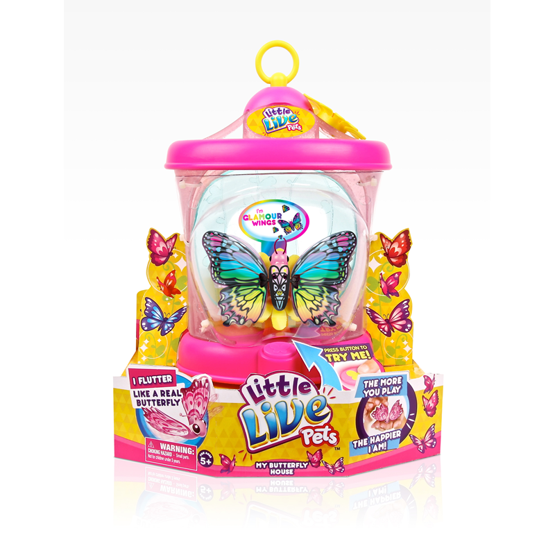 Walmart Toys Birds : Little live pets weekend my three and me