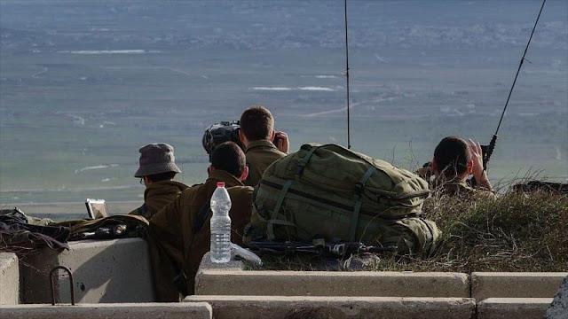 """""""Israel no está preparado para una guerra en la frontera siria"""""""