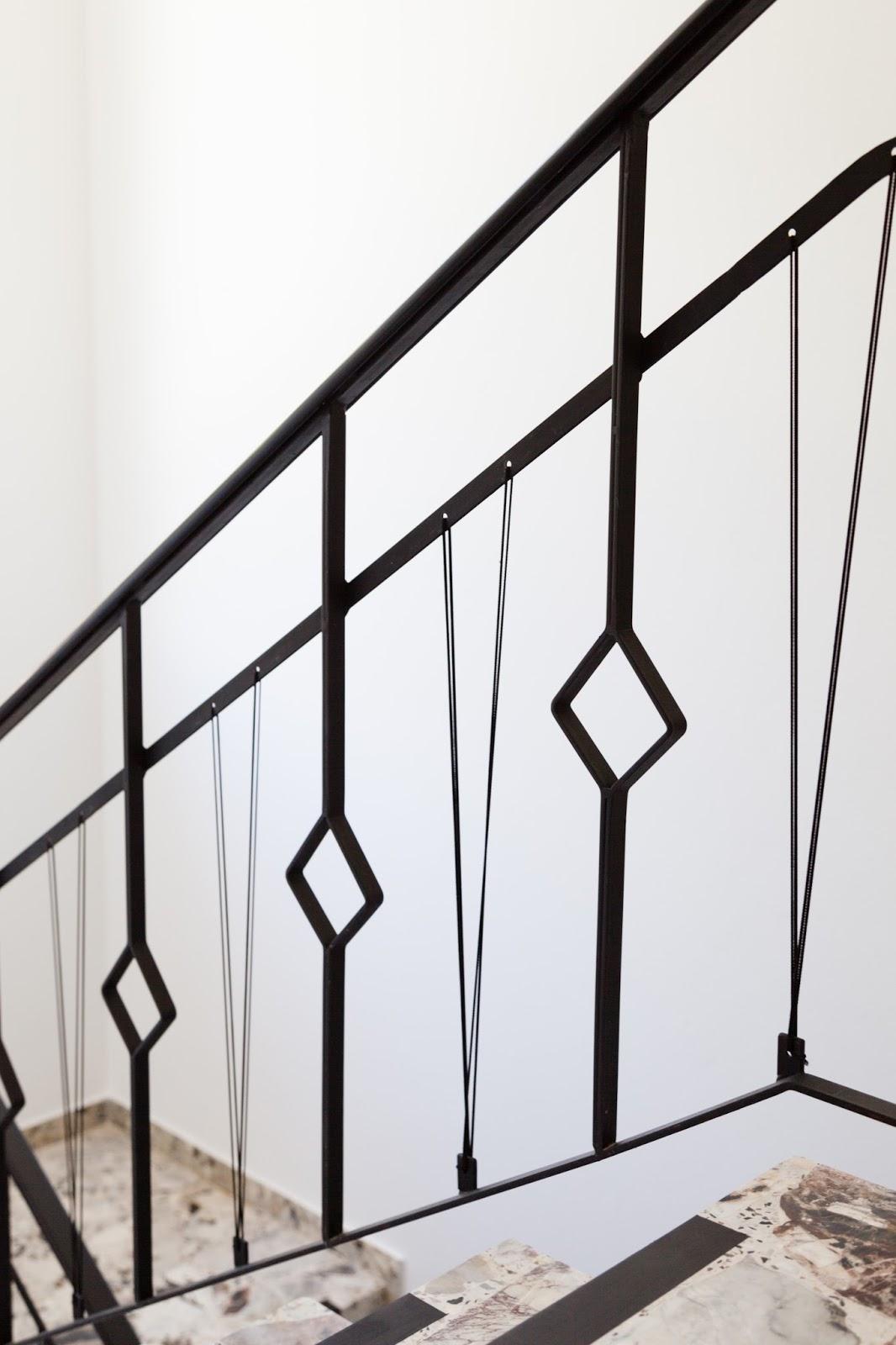 Treppenhaus modernisieren vorher nachher  Vorher-Nachher: Unser Treppenhaus mit Terrrrrrrrrrrrazzo ♥ - WOHN ...