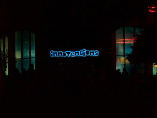 Innoventions Sign Night Epcot