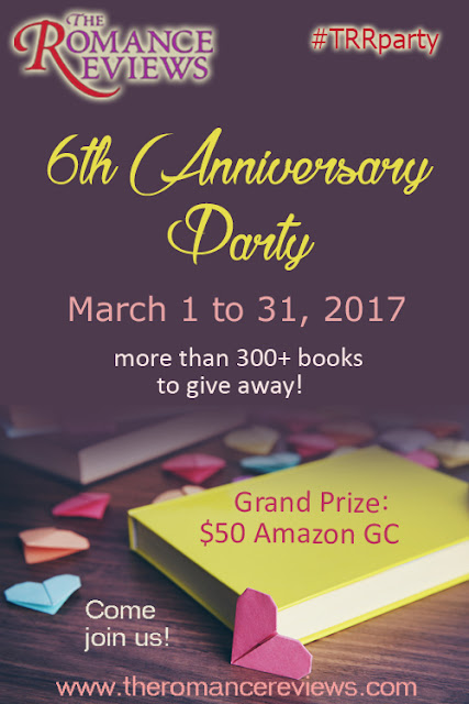 The Romance Reviews' 6th Anniversary Party