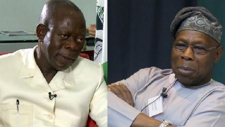 'I would have arrested Obasanjo' – Oshiomhole