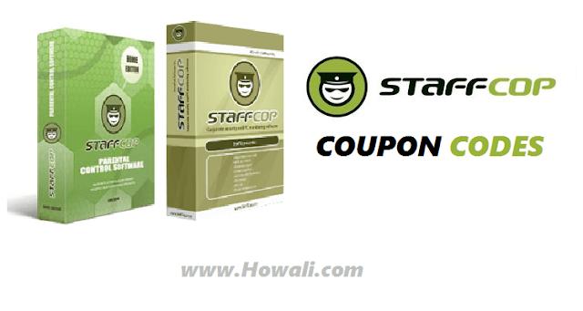 StaffCop Coupon Code Enterprise/Standard/Home License
