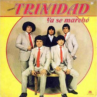 TRINIDAD YA SE MARCHÓ