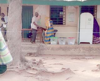 Voting in Kaduna, Unguwan  Dosa