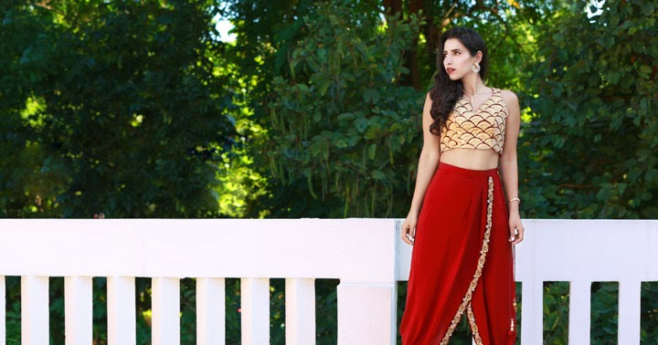 Bollywood Fashion N Beauty: Modern Outfits To Wear Diwali Festival