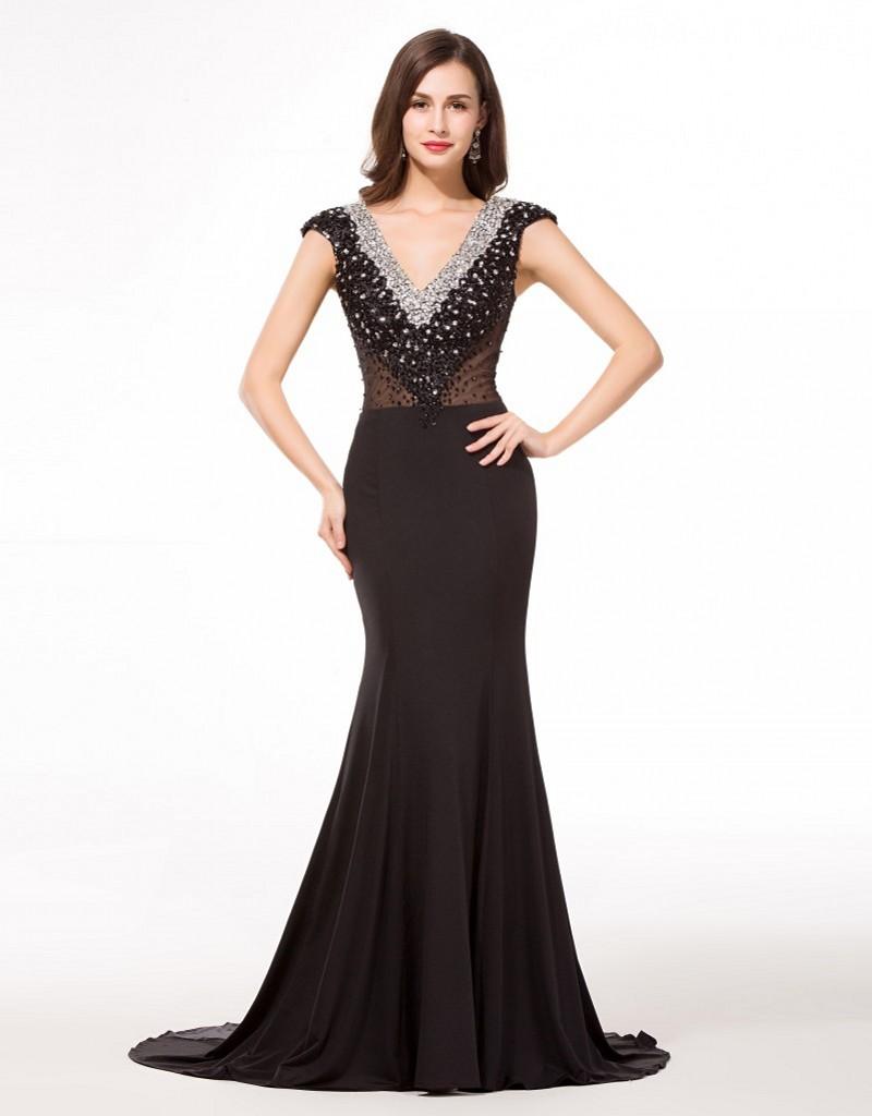 Vestidos largos elegantes ¡20 Maravillosas Tendencias en ...