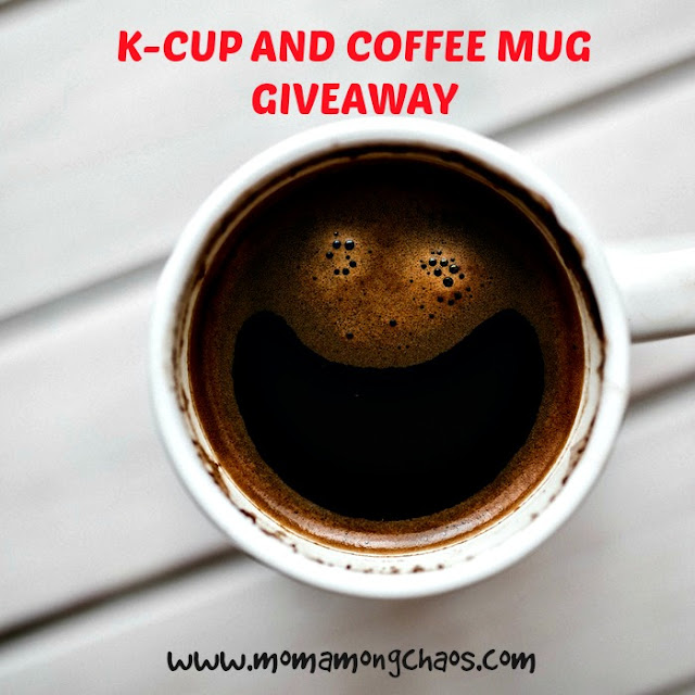 K-Cup, coffee, coffee mug, giveaway, keurig, morning, giveaways, win
