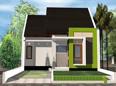 foto rumah minimalis satu lantai