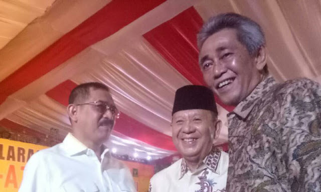 Mantan Bupati Sinjai Kagum, Level Deklarasi NH-Aziz Seperti Deklarasi Capres...