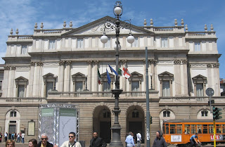 La Scala houses a fascinatng costume museum