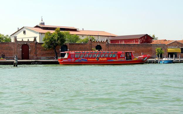 Como fazer um passeio de barco turístico em Veneza
