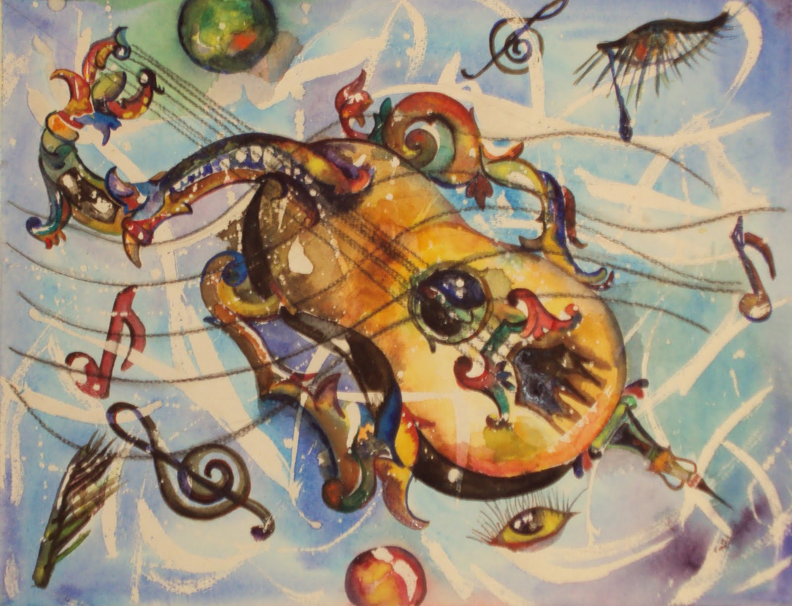 LeeME: El Arte Es La Expresión De Alma Que Desea Ser