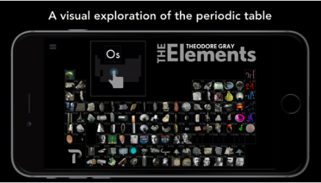 6 of the best ipad periodic table apps for teachers and students the elements is based on the internationally best selling hard cover edition of the elements by theodore gray popular science magazines gray matter urtaz Image collections