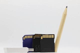 bersihkan memory card