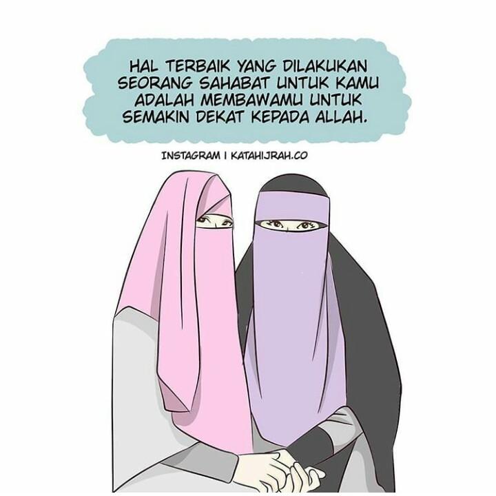 Dp Bbm Wanita Muslimah Bercadar Terlengkap Kata Mutiara