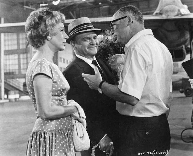 James Cagney Top of the World On the Set With That