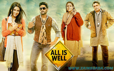All Is Well MP3 Songs Download Free Listen Online free at www.zainsbaba.com