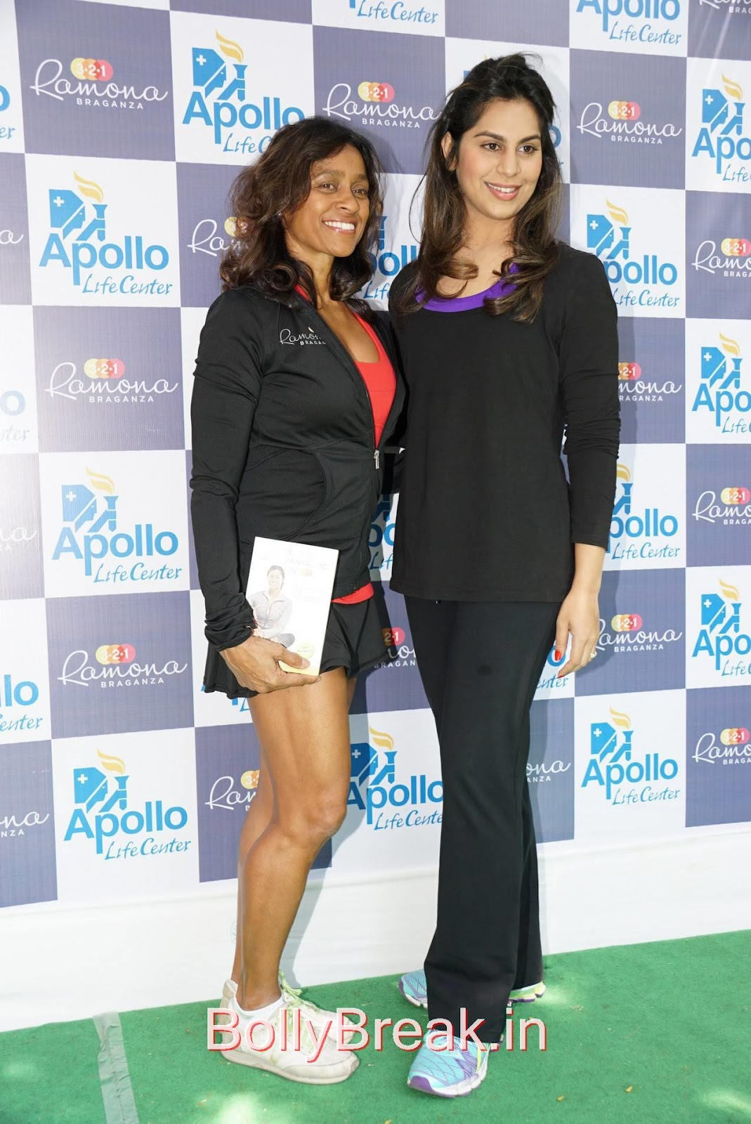 Hollywood Fitness Expert, Hot HD Images Of Upasana Stills With Hollywood Fitness Expert At Apollo Hospitals