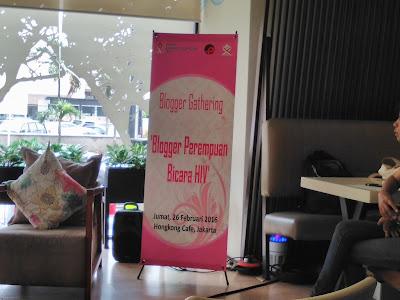 Blogger Perempuan Bicara HIV