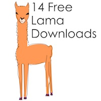 14 Free Lama Downloads