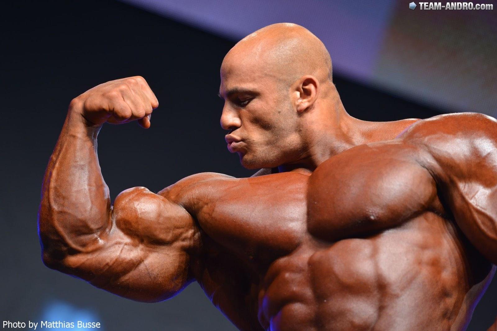 Muscle Lover Ifbb Pro Mamdouh Big Ramy Elssbiay Part 3
