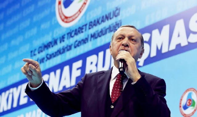 Erdogan threatens Europe: No European can be safe...
