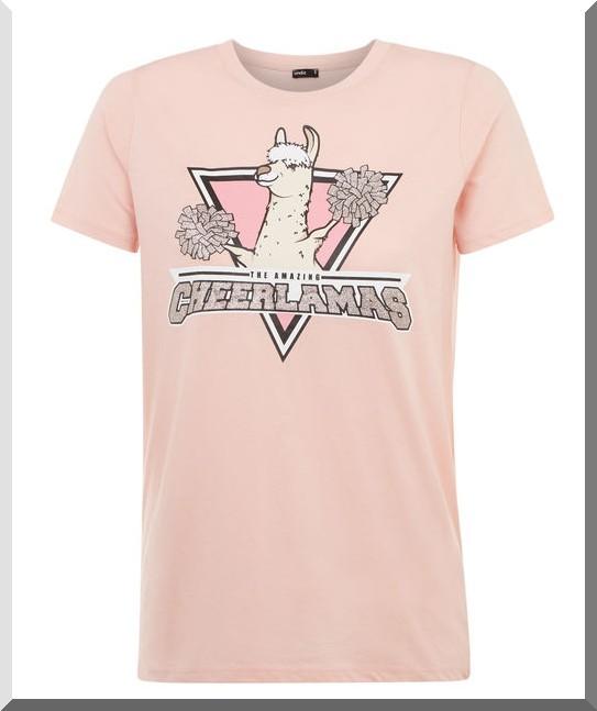 tee-shirt-lama-sport-rose-undiz