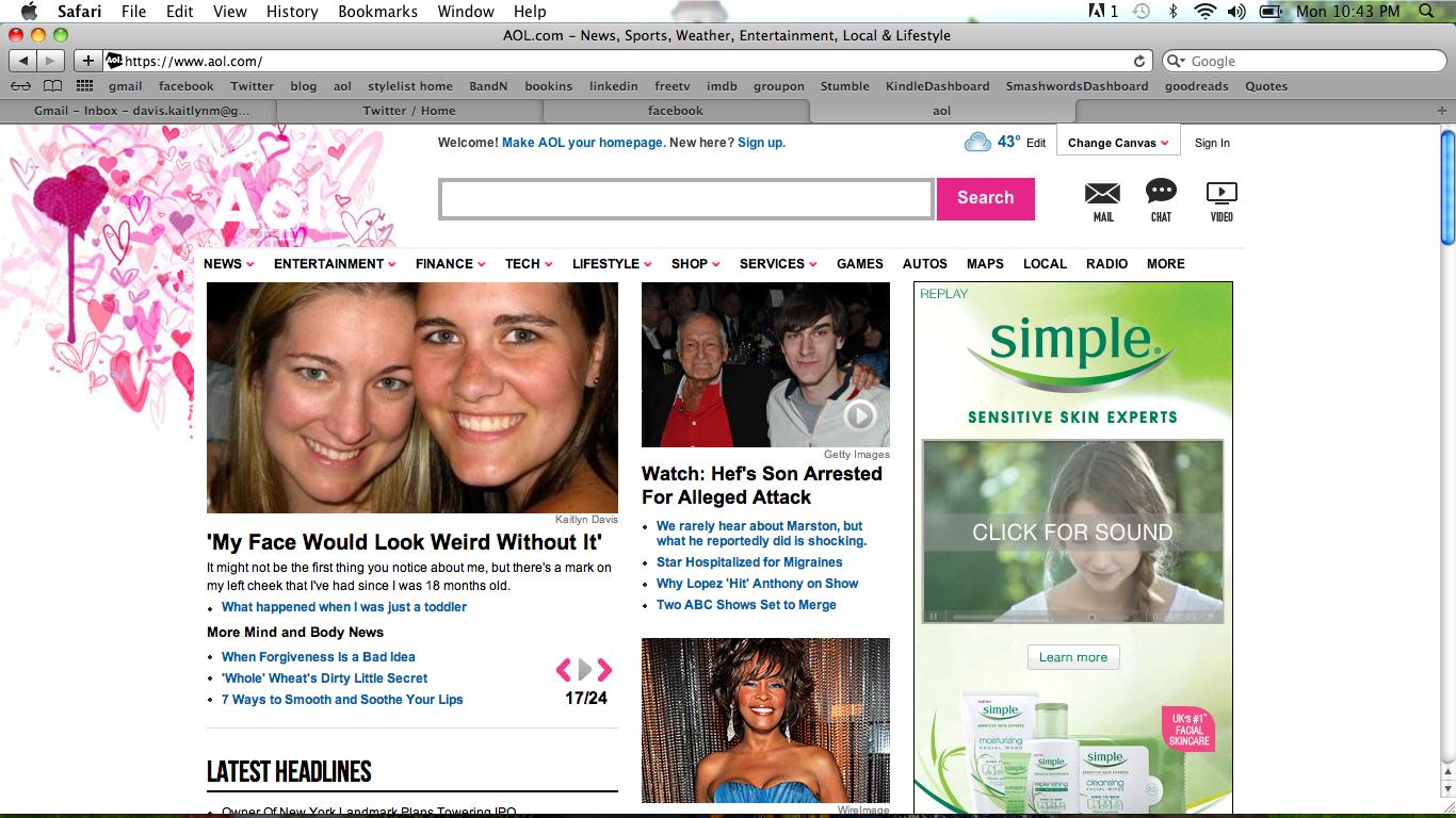 Make Aol My Homepage Permanently