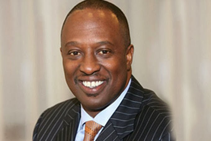 Ron Busby, Jr, president of US Black Chambers