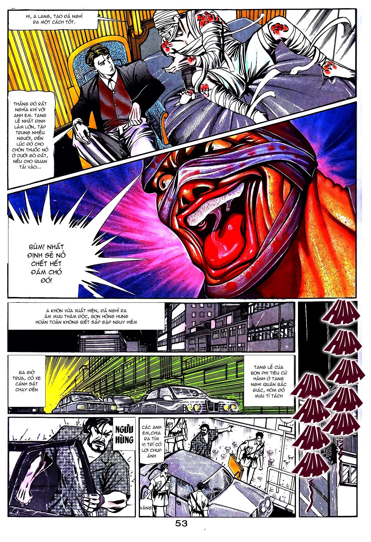 Người Trong Giang Hồ chapter 108: phong vũ cố nhân lai trang 28