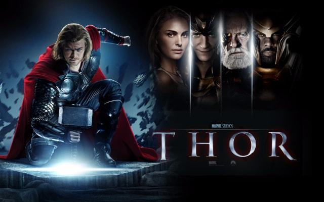 adalah seorang dewa yang kuat namun sombong Daftar Film : Thor