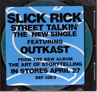Slick Rick Featuring OutKast – Street Talkin' (Promo CDS) (1999) (FLAC + 320 kbps)