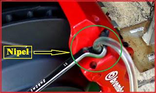 minyak rem adalah salah satu bagian penting yang berfungsi untuk membantu sistem pengerem Cara Ganti Minyak Rem Mobil Sendiri