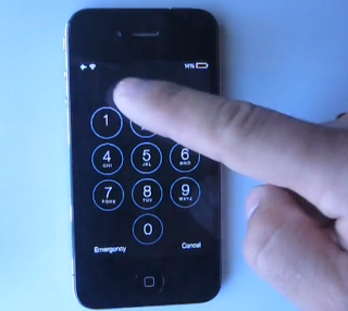 iPhone's iOS 7 Lockscreen hack allows to bypass Security