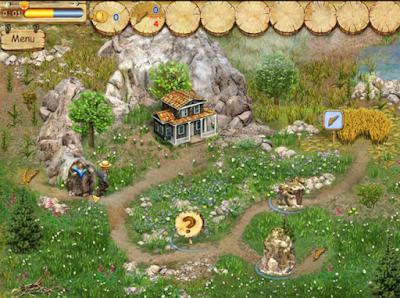 土地開拓者(Pioneer Lands),結合模擬經營與策略元素!