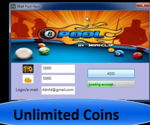 8 Ball Pool Unlimited Coin Free Download Android