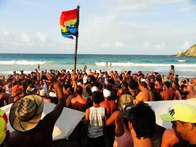 playa grande choroni gay lgbt venezuela turistico