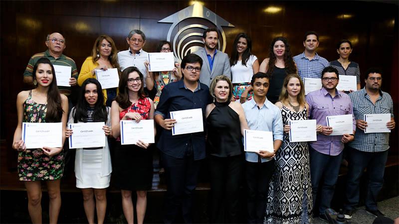 ffe159f28f Unifor completa 45 anos e entrega Prêmio de Literatura