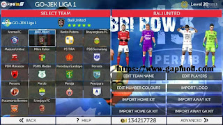 Download FTS Mod PERSIB by Rizky Jr