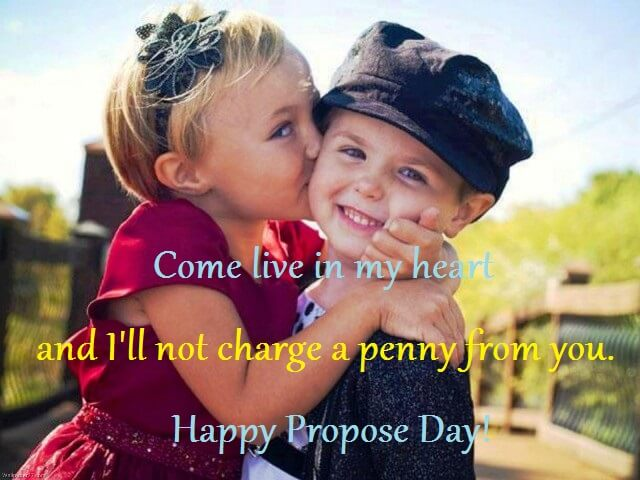 Happy Propose Day HD Pics
