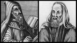 Image result for pictures of augustine and pelagius""