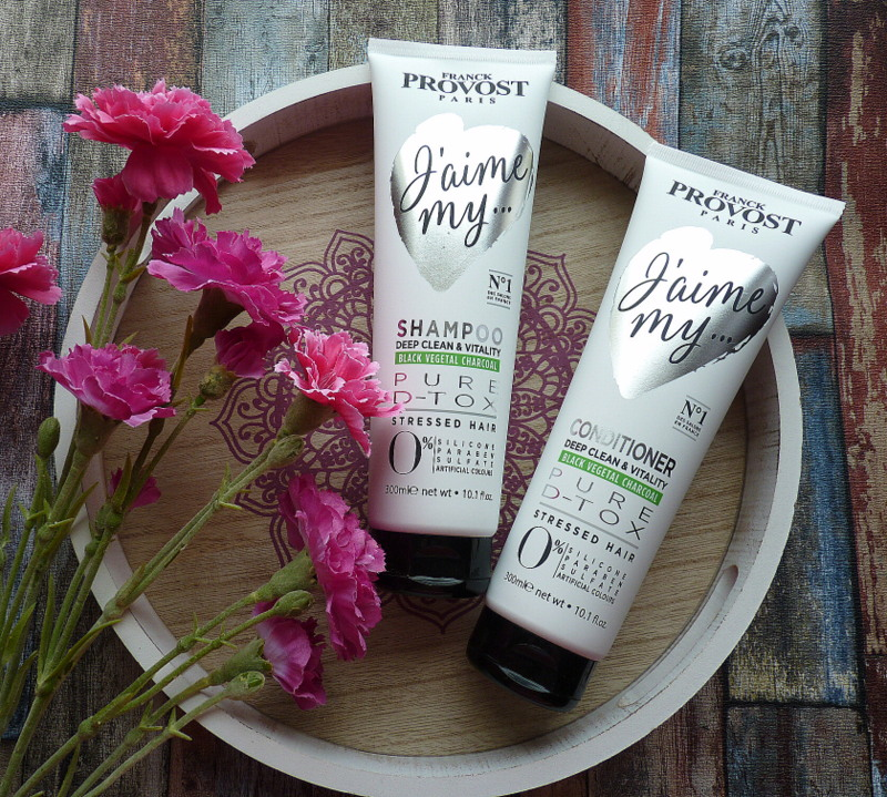 Franck Provost J'amie My Pure D -Tox – głębokie oczyszczanie i rewitalizacja włosów
