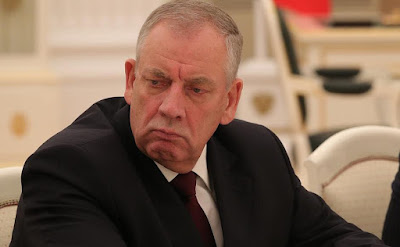 Former Governor of Novgorod Region Sergei Mitin.