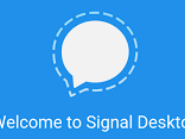 Signal Desktop 1.10.1 2018 Free Download