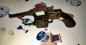 Ubajara-CE: Adolescentes são flagrados com arma de fogo na cidade