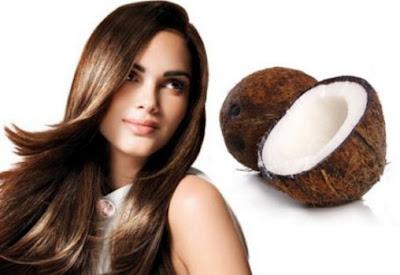 Manfaat Santan Kelapa Untuk Kesehatan Rambut Dan Kulit Kepala