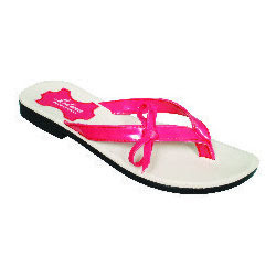 Latest PU Slippers Footwear for Women 2015